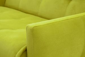 Прямой диван Аккорд-7  Max Green Подлокотник