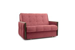 Прямой диван Аккорд-7 с накладками МДФ (120) Amigo Berry Вид по диагонали
