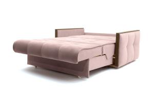 Прямой диван Аккорд-7 с накладками МДФ (120) Amigo Java Спальное место