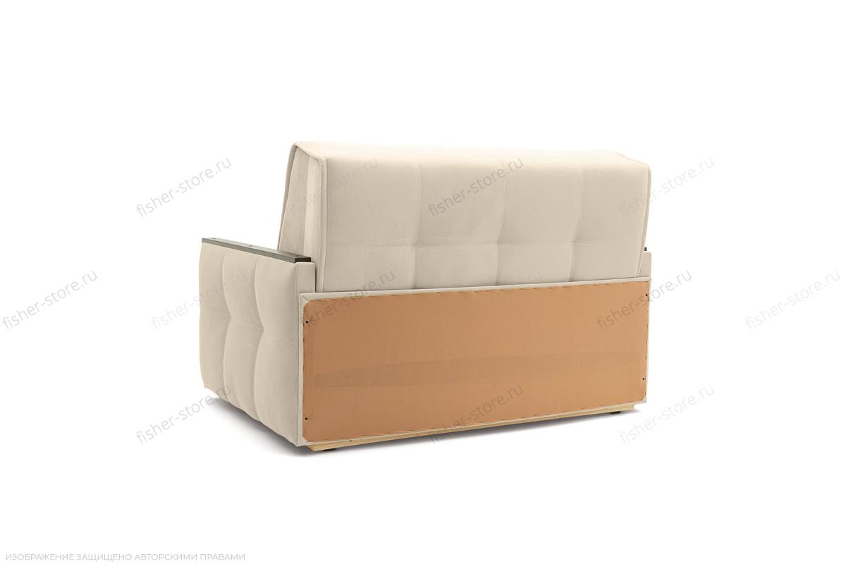 Прямой диван Аккорд-7 с накладками МДФ (120) Amigo Bone Вид сзади