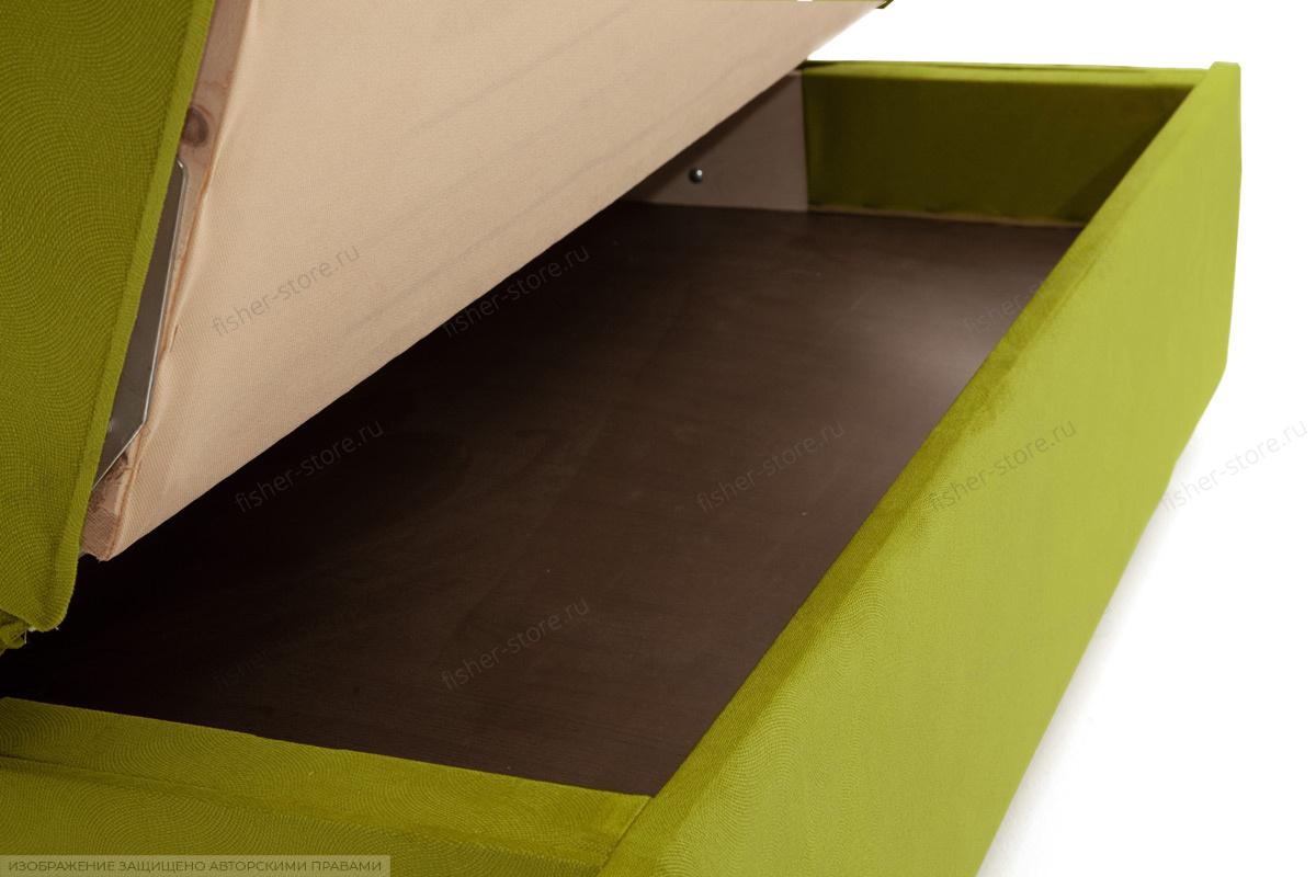 Прямой диван Аккорд-7  Max Green Ящик для белья