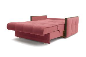 Прямой диван Аккорд-7 с накладками МДФ (120) Amigo Berry Спальное место