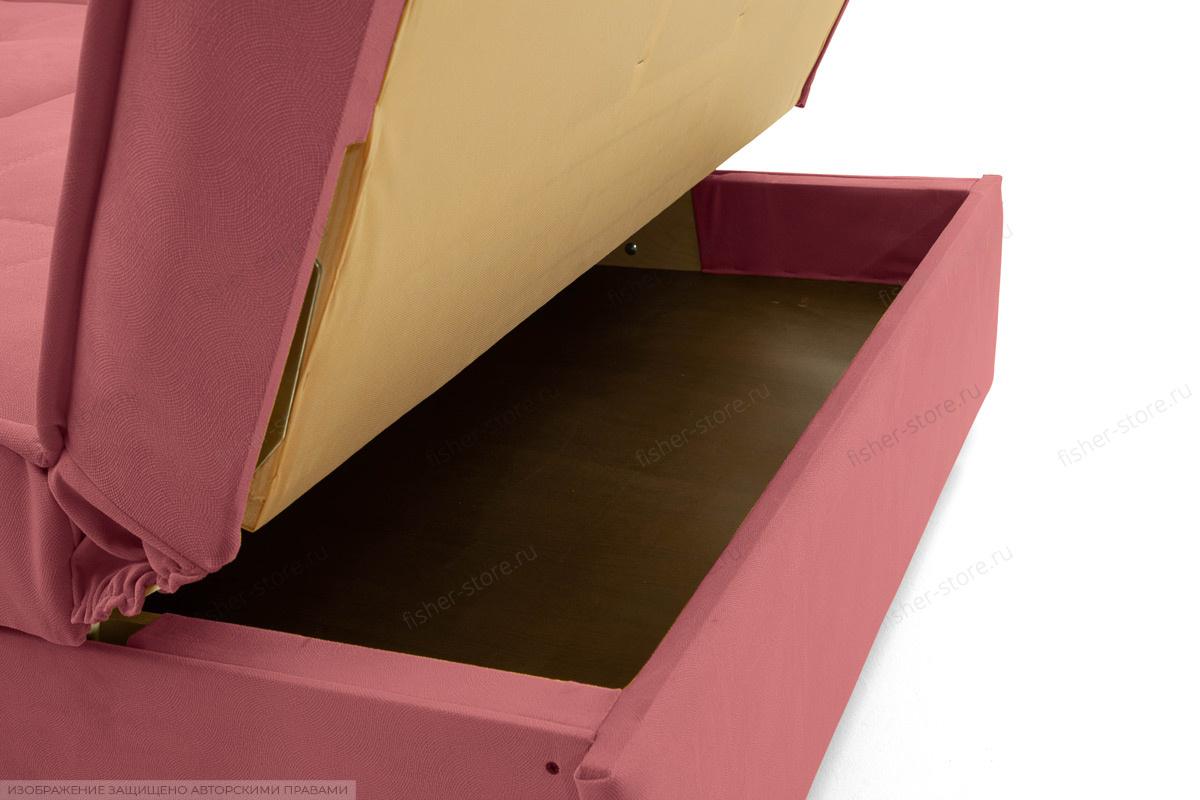 Прямой диван Аккорд-7 с накладками МДФ (120) Amigo Berry Ящик для белья