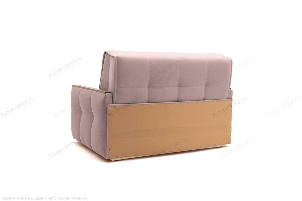 Прямой диван Аккорд-7 с накладками МДФ (120) Amigo Java Вид сзади