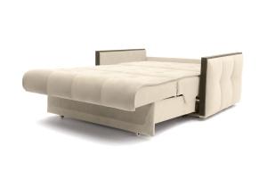 Прямой диван Аккорд-7 с накладками МДФ (120) Amigo Bone Спальное место