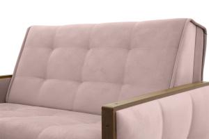 Прямой диван Аккорд-7 с накладками МДФ (120) Amigo Java Текстура ткани