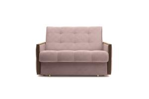 Прямой диван Аккорд-7 с накладками МДФ (120) Amigo Java Вид спереди