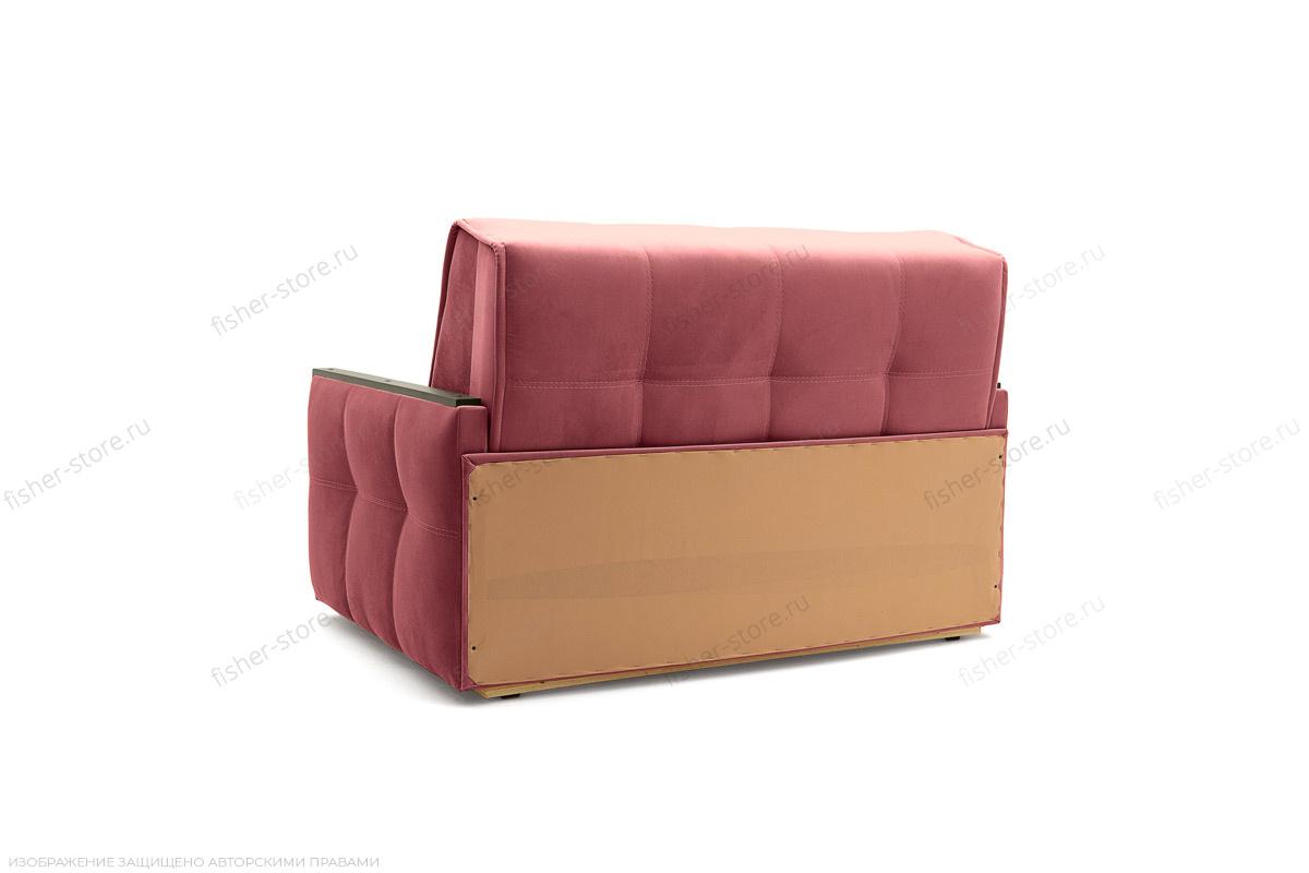 Прямой диван Аккорд-7 с накладками МДФ (120) Amigo Berry Вид сзади