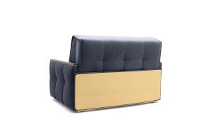 Двуспальный диван Аккорд-7 с накладками МДФ (120) Amigo Navy Вид сзади