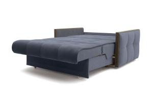 Двуспальный диван Аккорд-7 с накладками МДФ (120) Amigo Navy Спальное место
