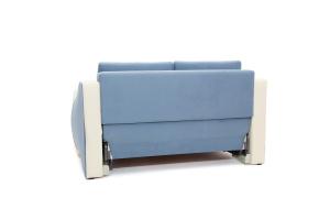 Прямой диван Вико Amigo Blue + Sontex Milk Вид сзади