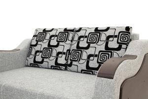 Прямой диван Вико-2 Big Grey + TV Подушки