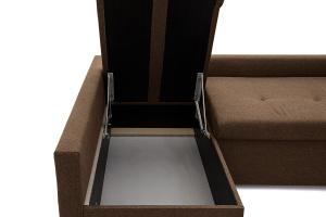 Угловой диван Парус Dream Brown Ящик для белья