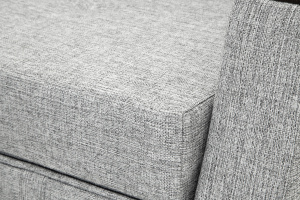 Прямой диван Вико-2 Big Grey + TV Текстура ткани
