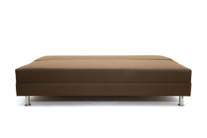 Прямой диван Реал Dream Brown + Dream Beight Спальное место