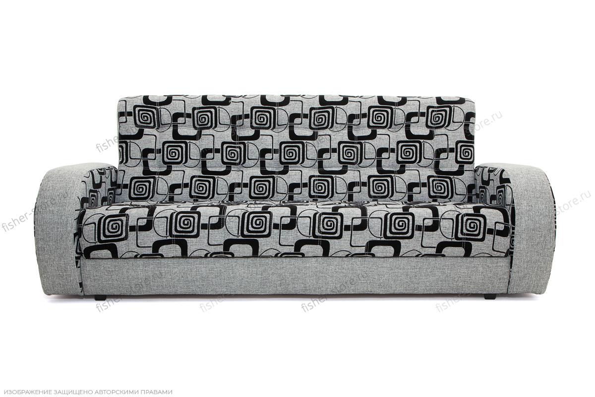 Двуспальный диван Вито TV Grey + Big Grey Вид спереди