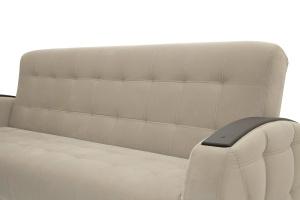Прямой диван Вито-5 с опорой №7 Amigo Cream Текстура ткани