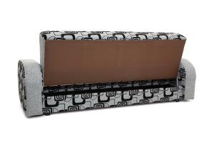 Двуспальный диван Вито TV Grey + Big Grey Вид сзади