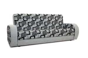 Двуспальный диван Вито TV Grey + Big Grey Вид по диагонали