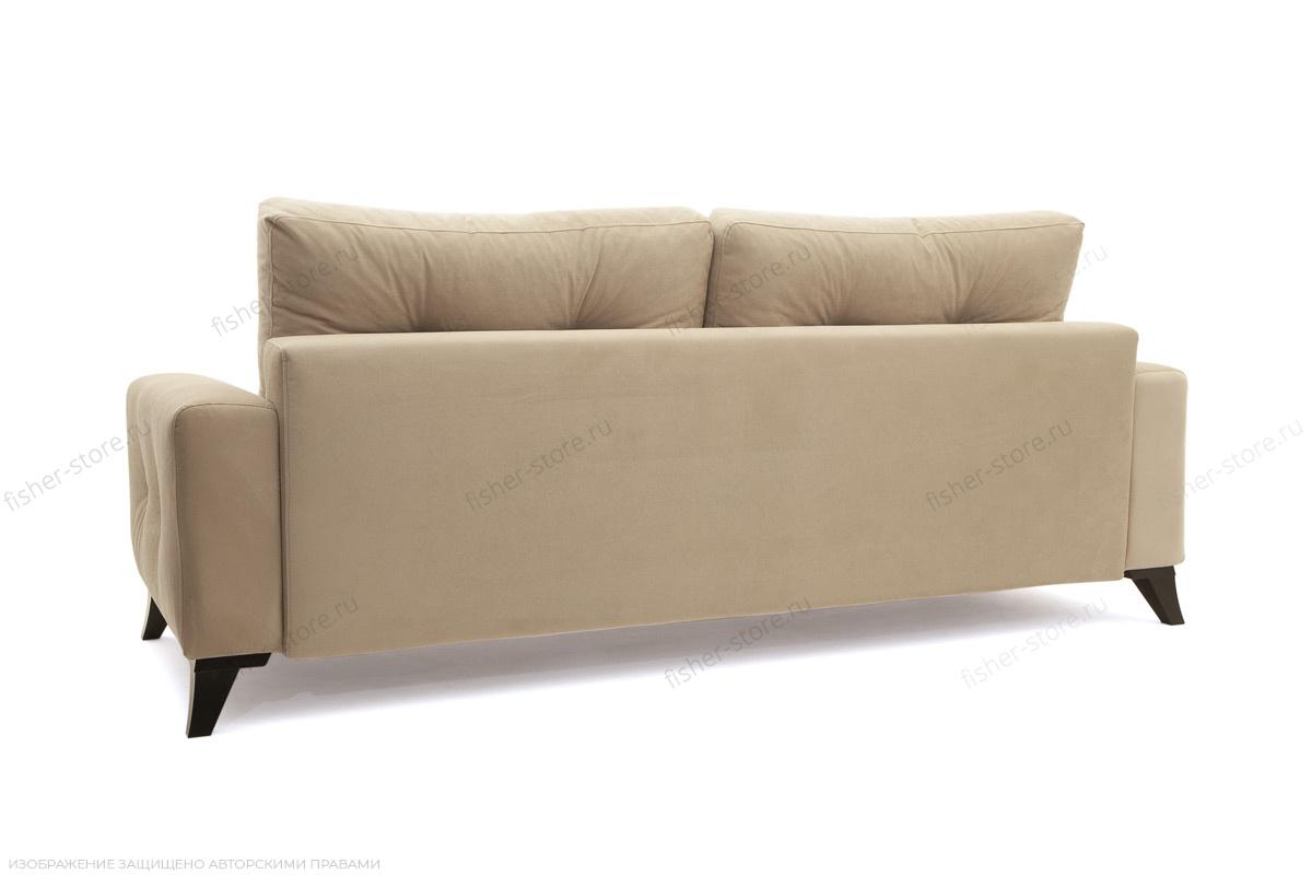 Прямой диван Джерси-6 с опорой №7 Maserati Beight Вид сзади