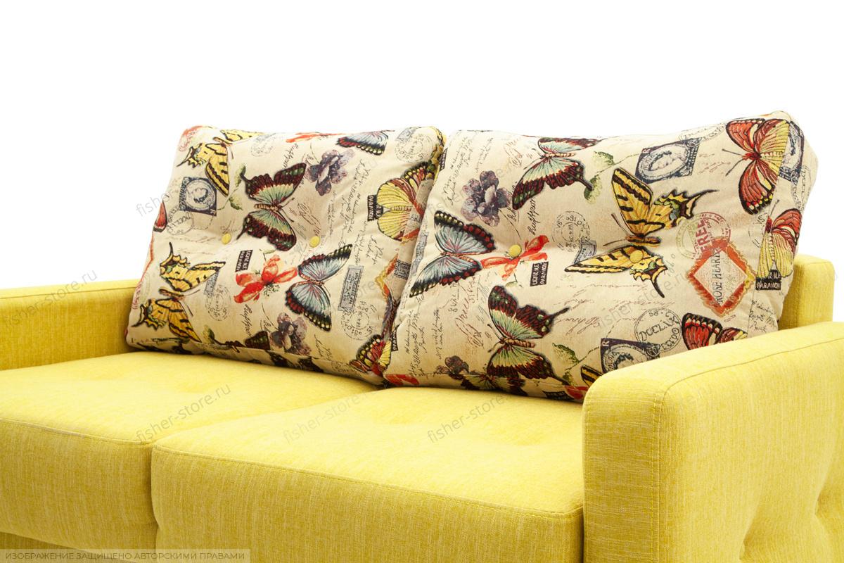 Диван Кид Orion Mustard + History Butterfly Подушки