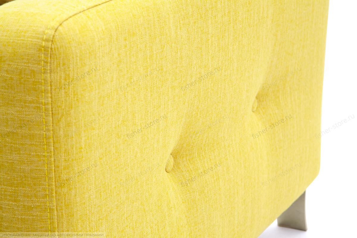 Диван Кид Orion Mustard + History Butterfly Текстура ткани