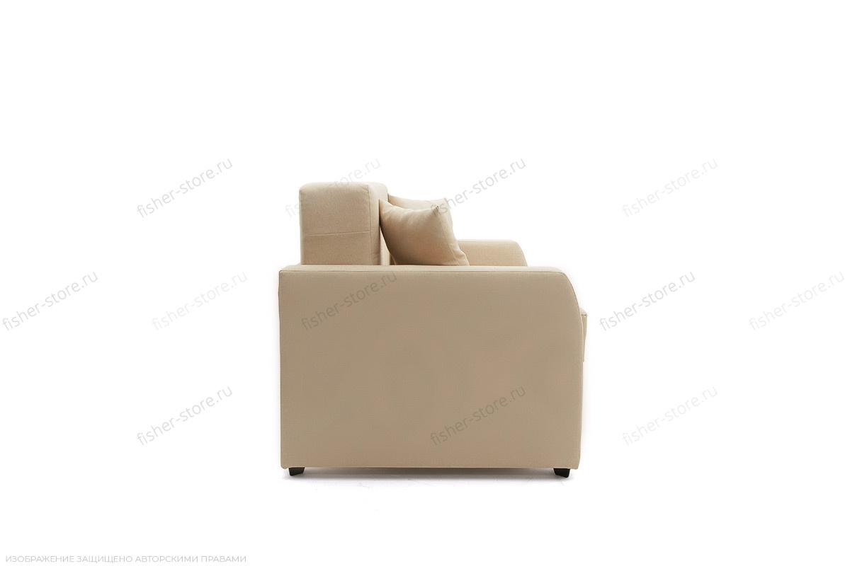 Прямой диван Малютка Savana Camel Вид сбоку