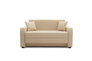 Прямой диван Малютка Savana Camel Вид спереди