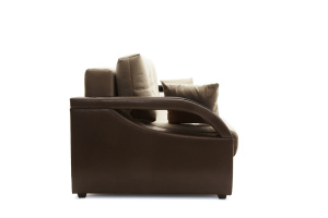 Двуспальный диван Мартин Maserati Beight + Sontex Umber Вид сбоку