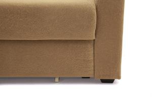 Прямой диван еврокнижка Селена-2 Golden Flece latte + Golden Fleece lungo Ножки