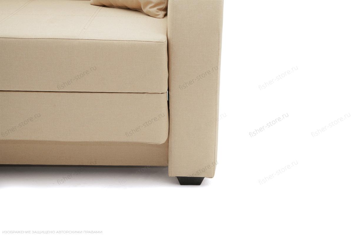 Прямой диван Малютка Savana Camel Ножки