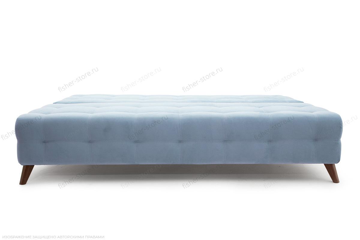 Прямой диван Фокс Amigo Blue Спальное место