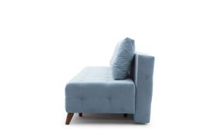 Прямой диван Фокс Amigo Blue Вид сбоку