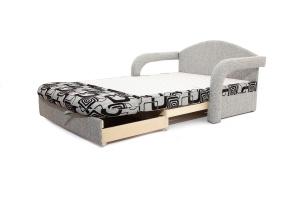 Прямой диван Чунга TV Grey + Big Grey Спальное место
