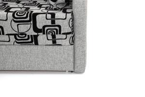 Прямой диван Чунга TV Grey + Big Grey Ножки