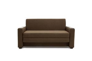 Прямой диван Этро-2 Dream Brown Вид спереди