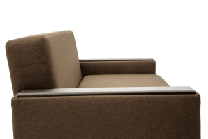 Прямой диван Этро-2 Dream Brown Текстура ткани