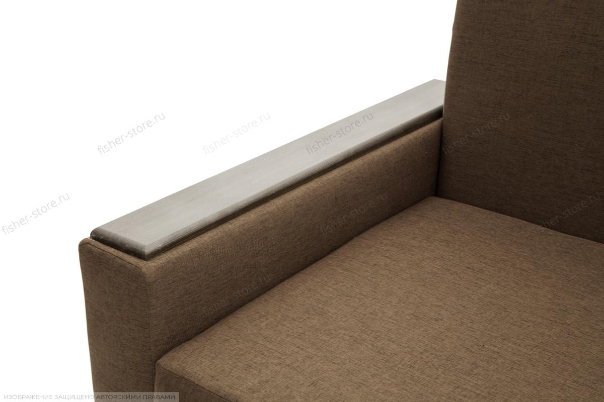 Прямой диван Этро-2 Dream Brown Подлокотник