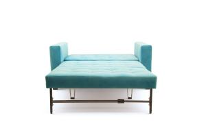 Прямой диван Этро люкс с опорой №1 Maserati Light blue Спальное место