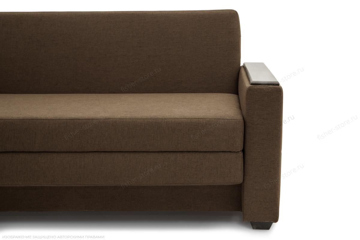Прямой диван Этро-2 Dream Brown Ножки