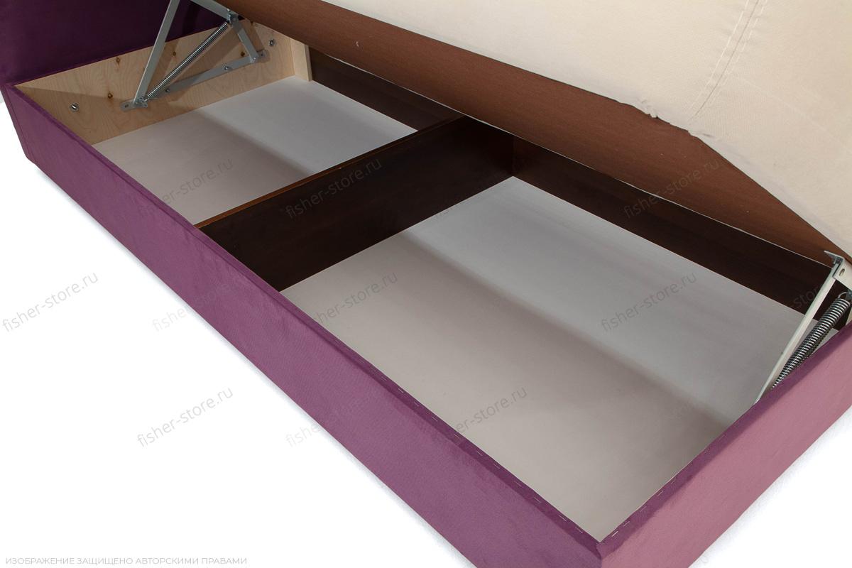 Тахта Лотос Amigo Bone + Maserati Purple Ящик для белья