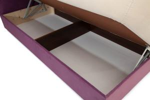 Двуспальный диван Лотос Amigo Bone + Maserati Purple Ящик для белья
