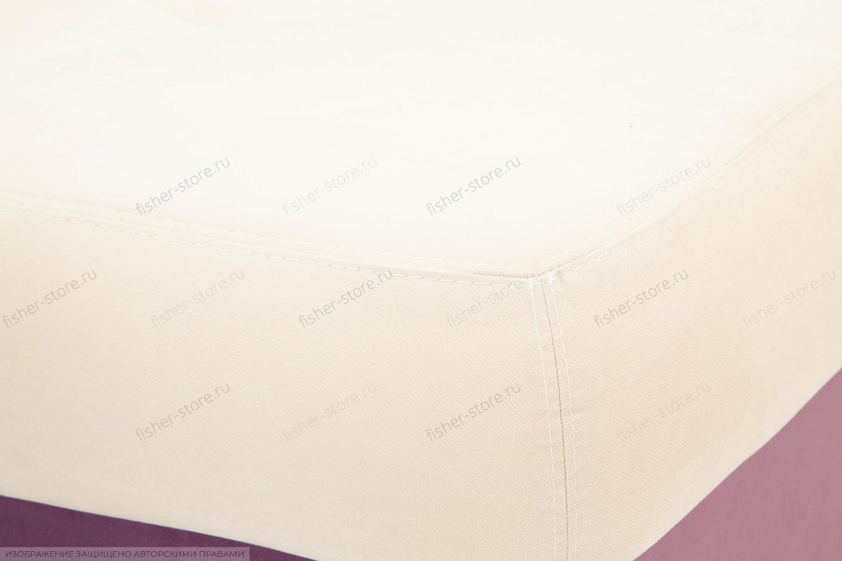 Двуспальный диван Лотос Amigo Bone + Maserati Purple Текстура ткани