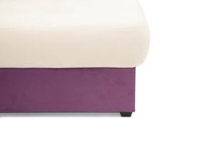 Двуспальный диван Лотос Amigo Bone + Maserati Purple Ножки