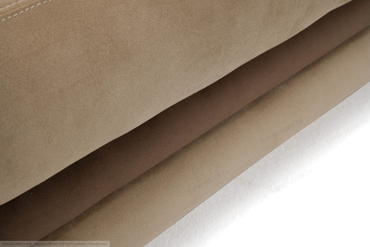 Тахта Марта-2 Maserati Light Brown + Maserati Brown Текстура ткани
