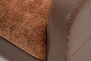 Кресло Вестерн Lite Brown + Astor Coffe Текстура ткани