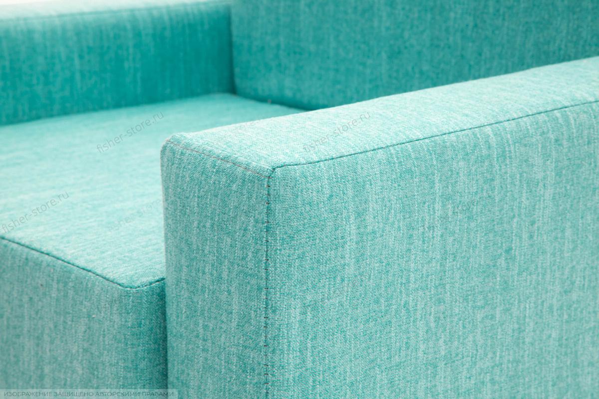Кресло кровать Гольф (60) Orion Blue Текстура ткани