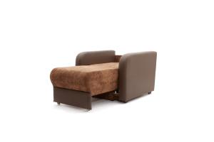 Кресло Вестерн Lite Brown + Astor Coffe Спальное место