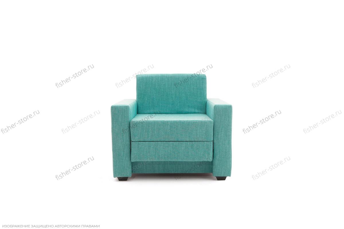 Кресло кровать Гольф (60) Orion Blue Вид спереди