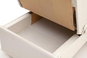 Кресло кровать Аккорд-5 (60) Sontex Milk Ящик для белья
